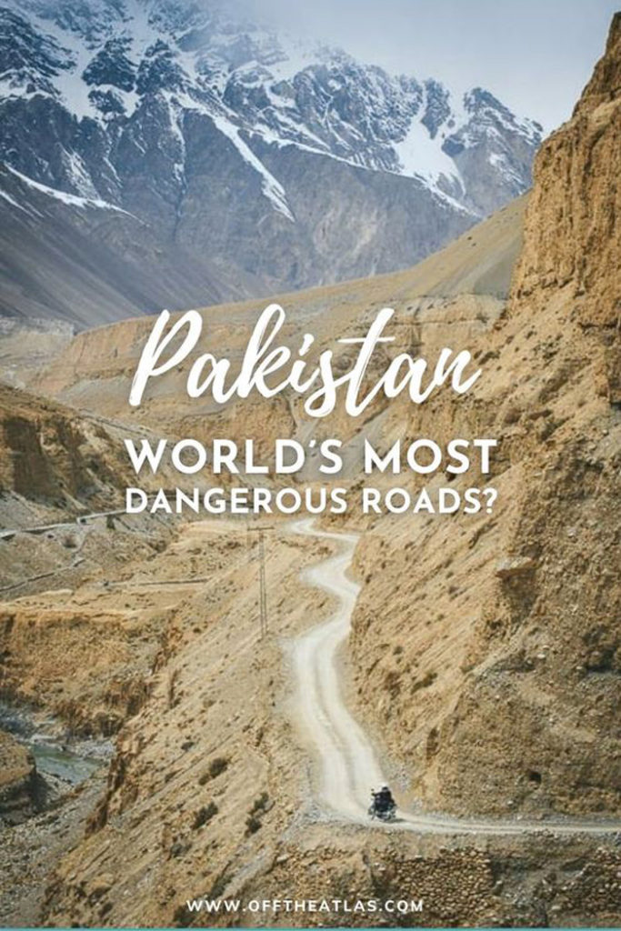 driving in pakistan