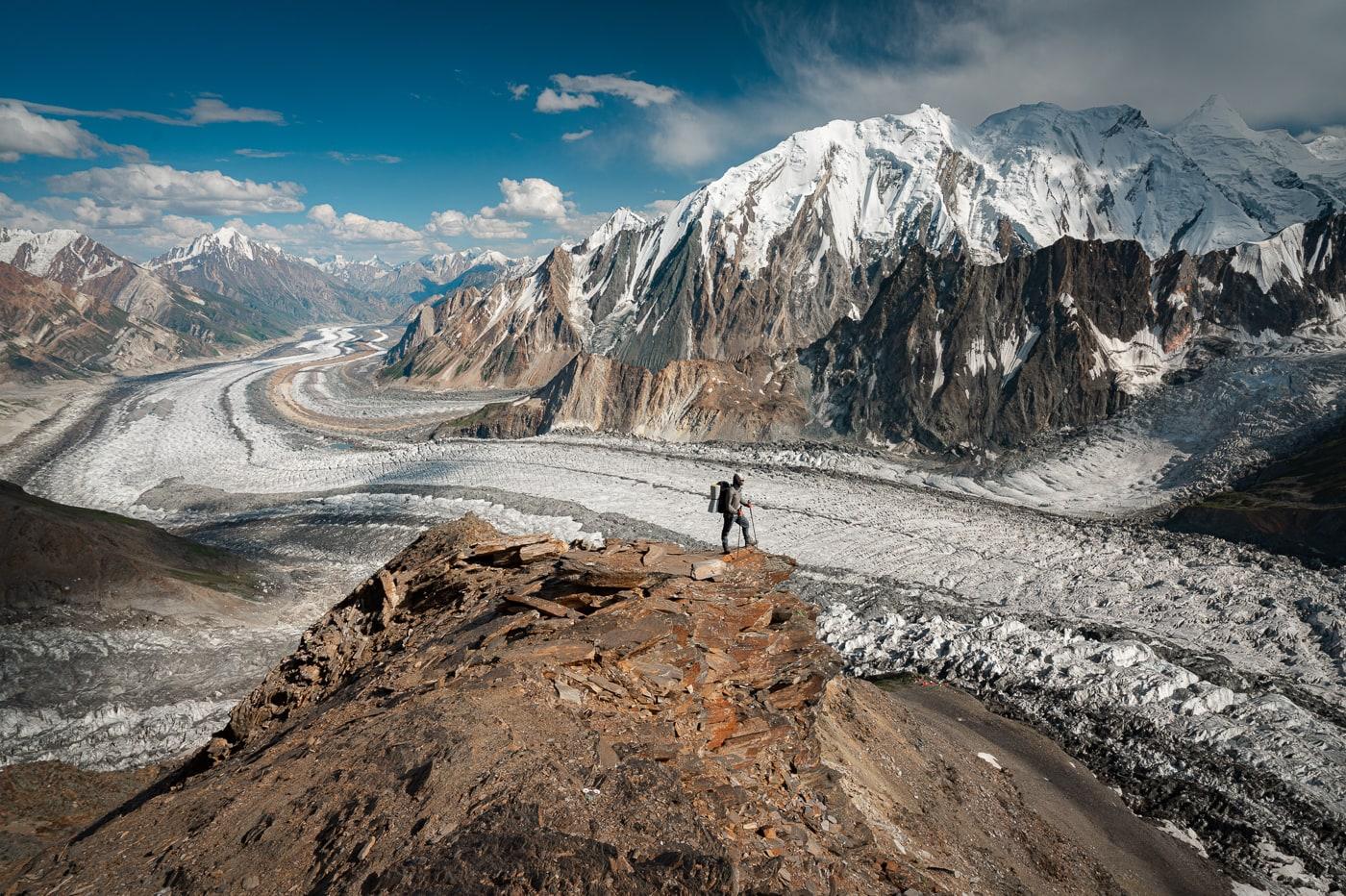 hiking in pakistan