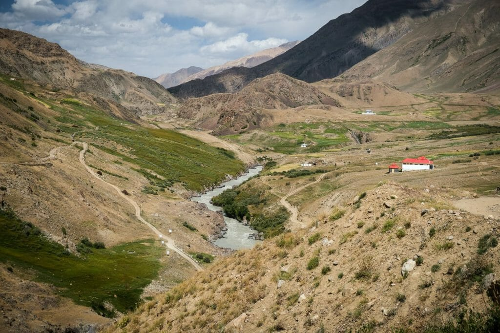 broghil valley trek