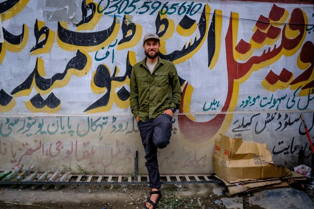 traveling in pakistan