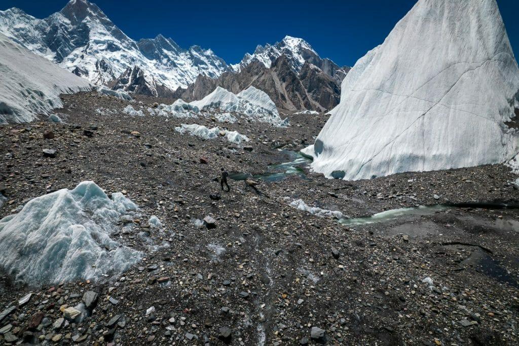 goro 2 baltoro glacier