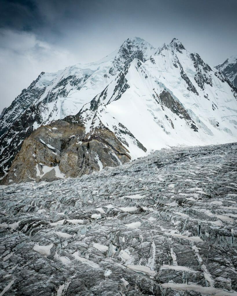 godin austen glacier k2