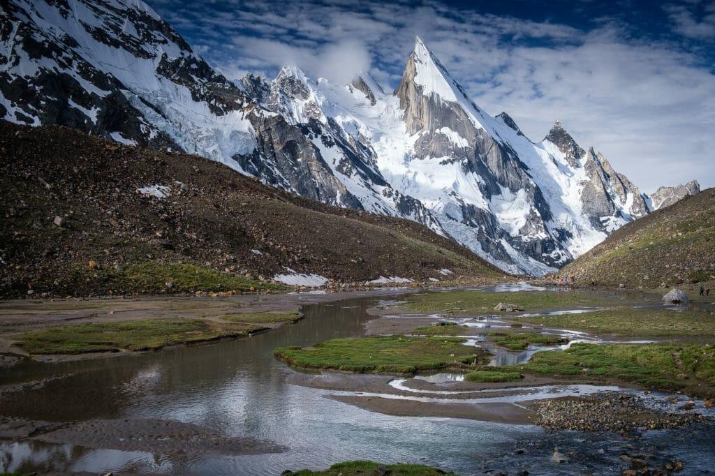 laila peak hushe valley