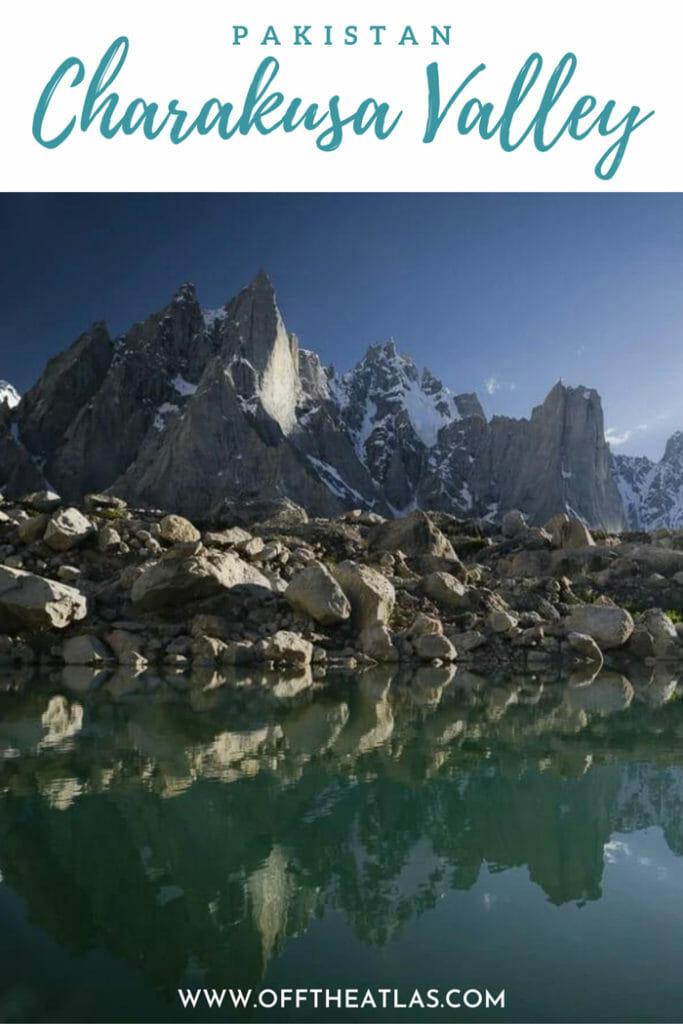 Pakistan Charakusa Valley