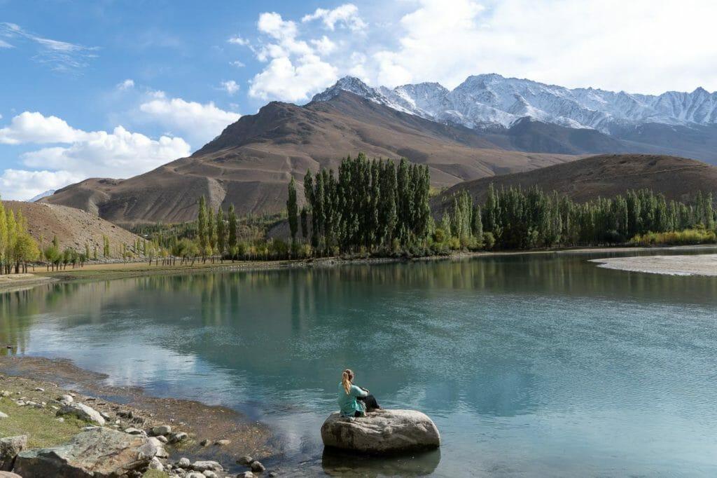 backpacking pakistan
